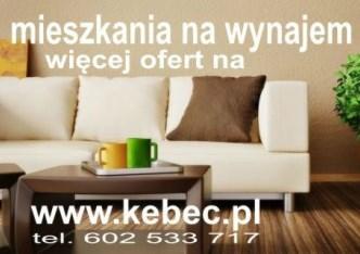 mieszkanie na wynajem - Kraków, Centrum