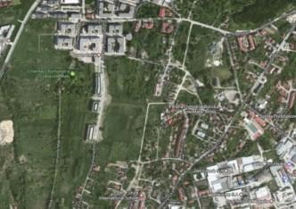 działka na sprzedaż - Kraków, Dębniki, Ruczaj